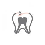 Endodontie Icon: Wurzelkanalbehandlung